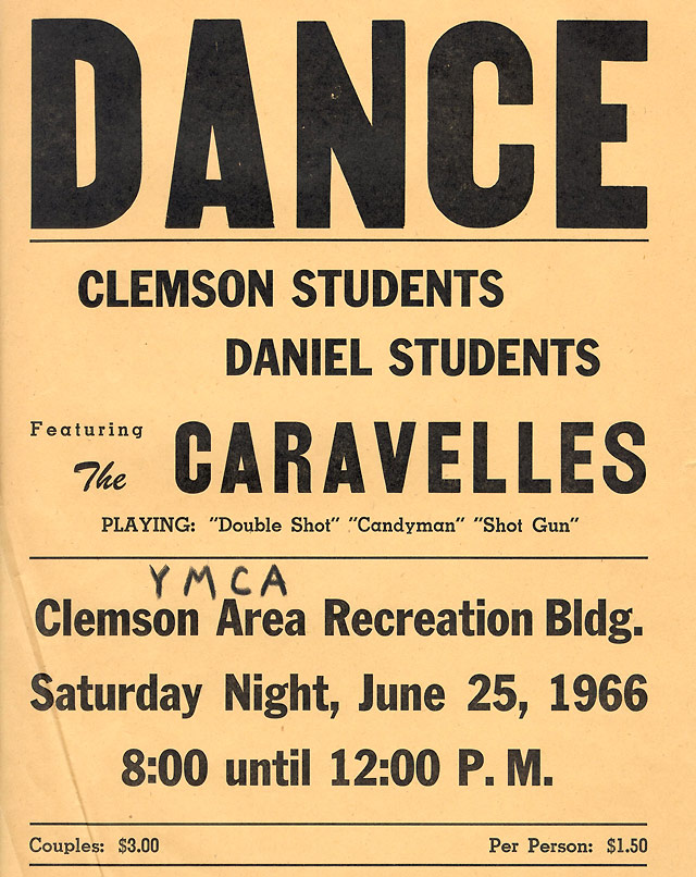 The Caravelles At Clemson YMCA