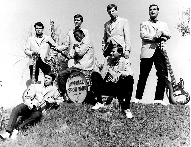 Imperial Show Band - Jackson, Mississippi (California 1967)
