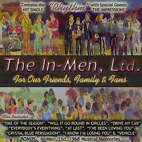 New CD from The In-Men Ltd.